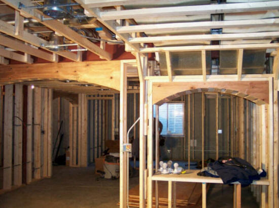 texas basement contractors company cost to install add