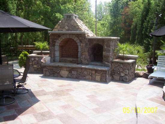 Local Near Me Outdoor Fireplace Builders Installer 2020