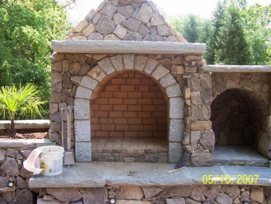 fort mill rock hill sc landscaping outdoor kitchens