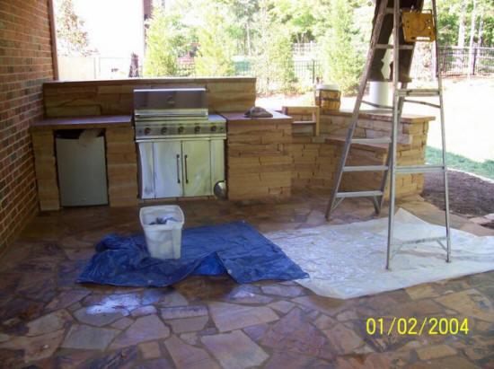Local Near Me Custom Outdoor Kitchens We Do It All