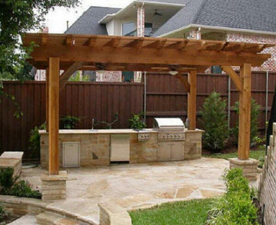 York sc landscaping outdoor kitchens outdoor fireplaces cost Outdoor kitchen cost estimator