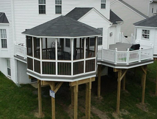 Local Near Me Covered Porch Contractors We Do It All