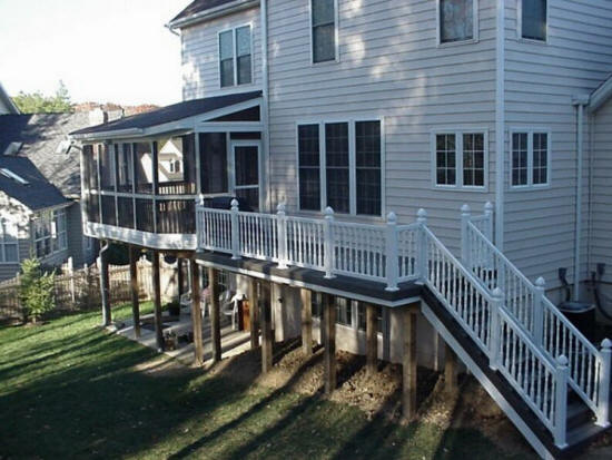 Roof Design Ideas: Local/Near Me Wood Deck Builders