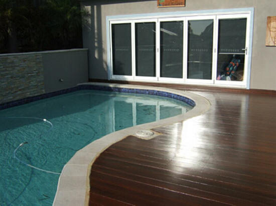 Contractor that build swimming pool house builders for Pool house with bathroom cost