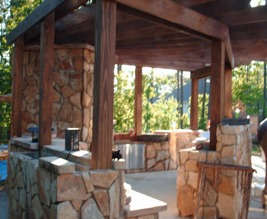 Rock Hill Fort Mill Sc Outdoor Kitchens 2018 We Do It