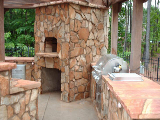 rock hill fort mill outdoor fireplaces we do it all