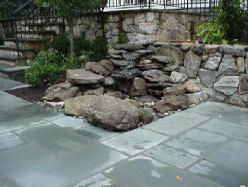 Charlotte nc water fountains we do it all low cost for Garden pond quotes