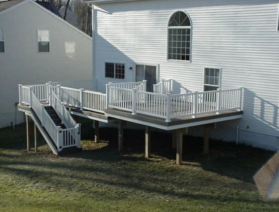 Local Near Me Porch Steps Railing Build Repair We Do It
