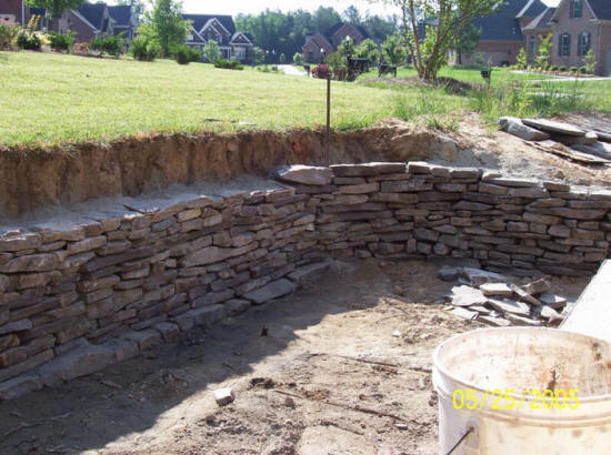 Rock Hill Fort Mill Sc Retaining Walls We Do It All