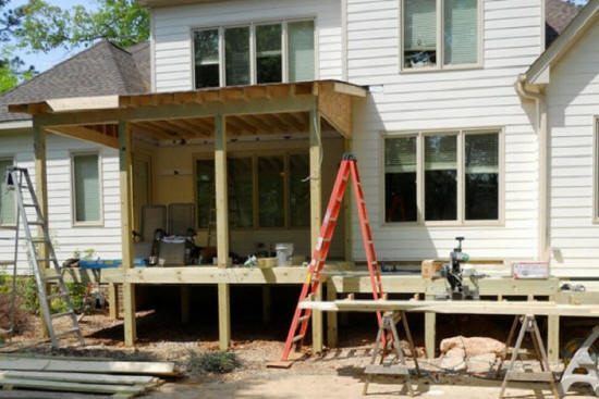Local Near Me Porch Amp Screen Room Builders We Do It All