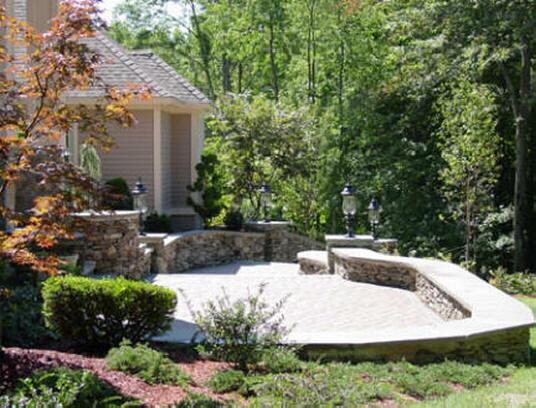 Rock Hill Fort Mill Sc Retaining Walls 2018 We Do It All