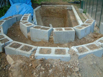 Local pond builders local water features builders for Koi pond installation cost