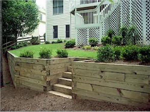 Columbia sc retaining walls we do it all low cost for Landscaping rocks columbia sc