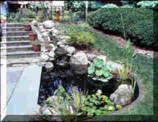 Charlotte Ponds - Design and Install - NC Ponds - Design and Install