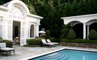 Local near me pool house builder we do it all for Pool house with bathroom cost